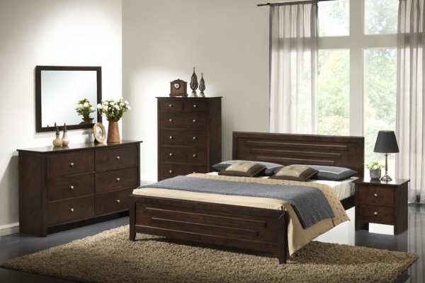 Crocus - 3 - Bedroom Set - Idea Style Furniture Sdn Bhd