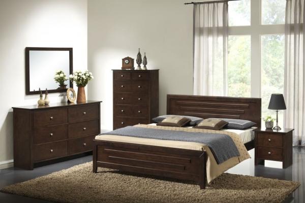 Crocus Series - 3 - Bedroom Set - Idea Style Furniture Sdn Bhd