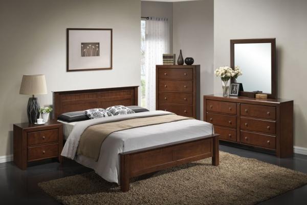 Eden - 1 - Bedroom Set - Idea Style Furniture Sdn Bhd