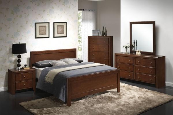 Eden - 2 - Bedroom Set - Idea Style Furniture Sdn Bhd